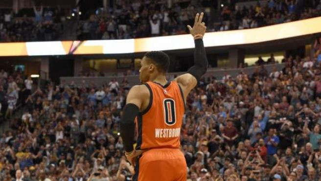 La estrella de los Thunder luce la séptima camiseta más vendida de la temporada