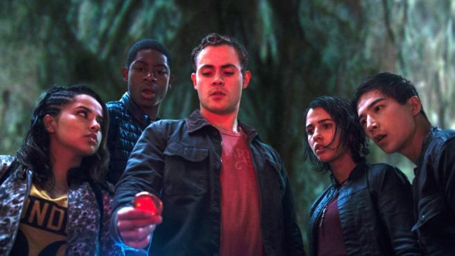 ¿En marcha otro reboot de 'Power Rangers'?