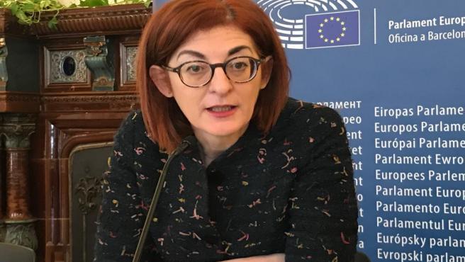 La eurodiputada y vicepresidenta de la Comisión de Libertades Civiles, Justicia y Asuntos de Interior del Parlamento Europeao, Maite Pagazaurtundúa