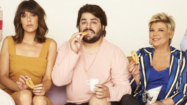 Este año, la mayor de las Campos ha hecho un esperado cameo en la popular serie de NetfliX 'Paquita Salas'.