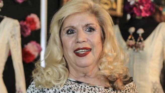 María Jiménez, en una imagen de archivo.