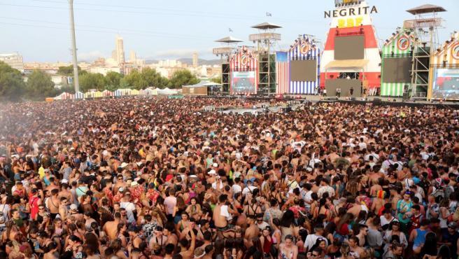 Reggaeton Beach Festival de Benidorm