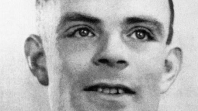 El matemático Alan Turing