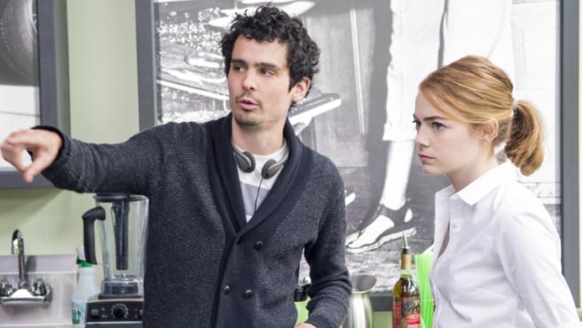 Damien Chazelle ('La La Land') volverá a dirigir a Emma Stone en 'Babylon'