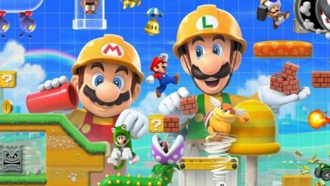 'Super Mario Maker 2'.