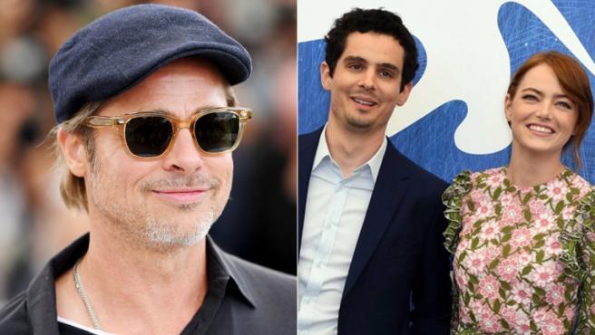 Brad Pitt también está siendo tanteado por Damien Chazelle para protagonizar 'Babylon' junto a Emma Stone