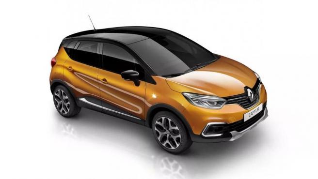 El Renault Captur, con 5.813 unidades vendidas, es uno de los modelos más vendidos en el sector 'rent a car'.