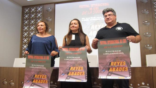 [Grupoextremadura] Festival Cine Reyes Abades