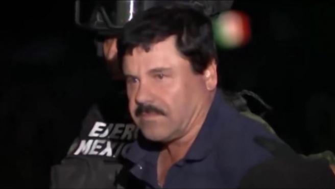 'El Chapo' Guzmán, condenado a cadena perpetua en EEUU