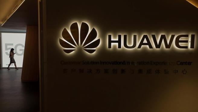Imagen del evento '5G IS ON' de Huawei celebrado en Madrid.