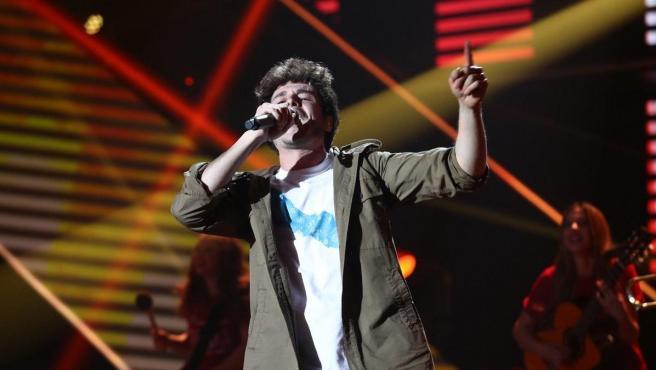 El concursante de OT 2018, Miki, representante de España en Eurovisión 2019