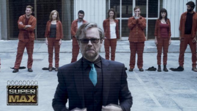 'Supermax', claves de la serie que estrenó HBO y ahora emitirá Cuatro