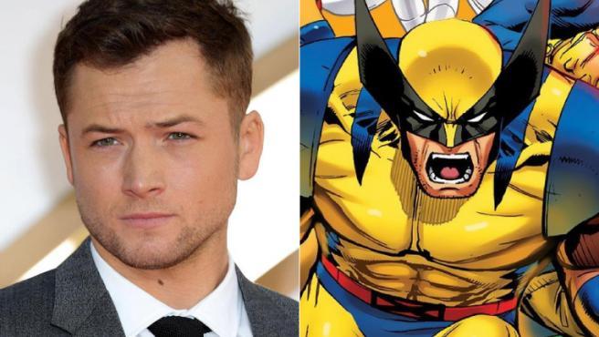 'X-Men': Taron Egerton se postula como el nuevo Lobezno
