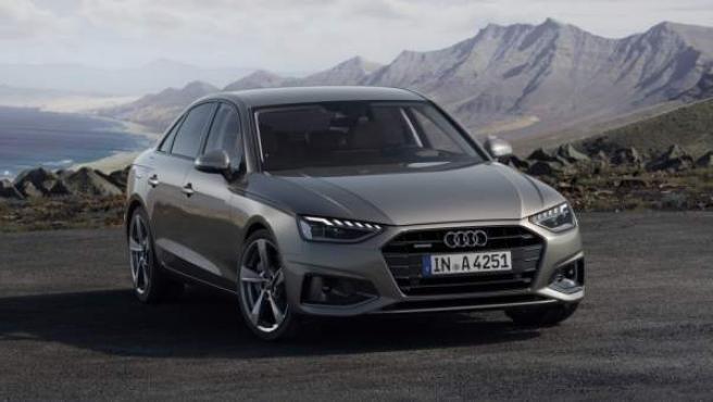 La oferta mecánica del nuevo A4 estará formada por seis motores turboalimentados y tres variantes con tecnología 'mild hybrid'.