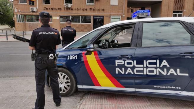 Recurso Policía Nacional.