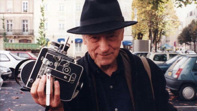 Muere Jonas Mekas, el faro del cine de vanguardia