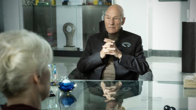 'Star Trek: Picard': Patrick Stewart está de vuelta (junto a otros miembros de 'La nueva generación') en el nuevo tráiler