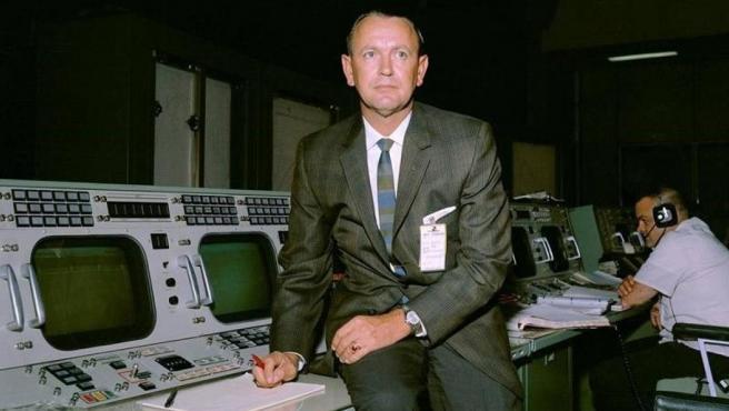 Muere Chris Kraft, primer director de vuelo de la NASA y figura clave en las misiones a la Luna