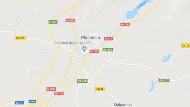 Plasencia, Cáceres.