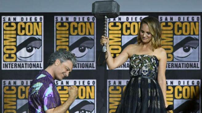 Así convenció Marvel a Natalie Portman de que volviera