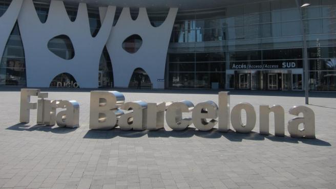 Fira De Barcelona Gran Via.