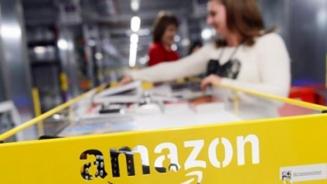 Amazon crece en Barcelona.