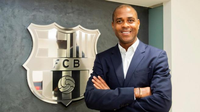 El exdelantero del Barça vuelve al equipo con el que disputó más de 300 partidos.