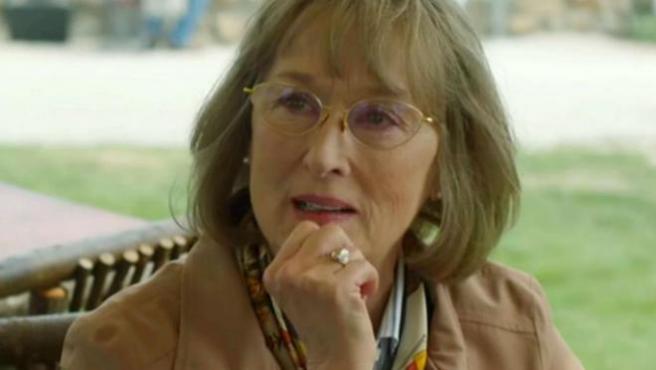 """'Big Little Lies': una actriz habla de """"tensión"""" entre Meryl Streep y la directora de la serie"""