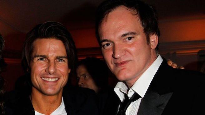 'Érase una vez en Hollywood': Tarantino pensó en Tom Cruise para el personaje de Brad Pitt