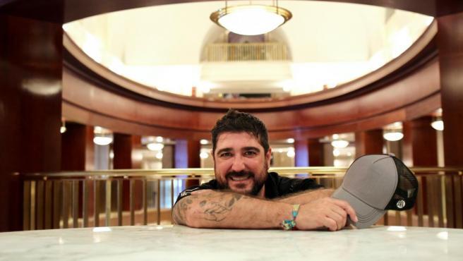 El artista habla de su gira en el Teatro Real de Madrid.