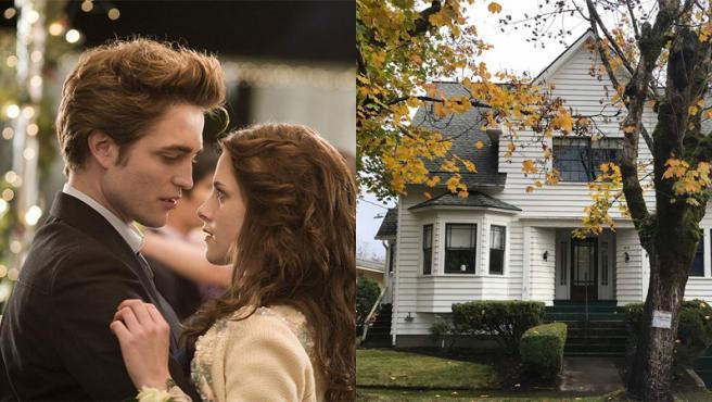 Ya puedes alquilar la casa de Bella Swan en 'Crepúsculo' desde 296 euros la noche