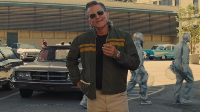 Kurt Russell, ¿el actor más importante de 'Érase una vez en Hollywood'?