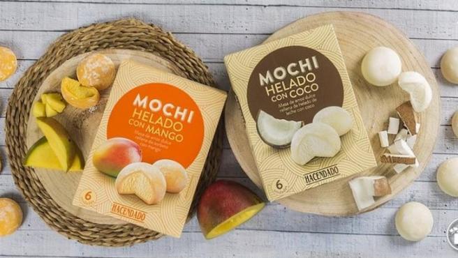 Mercadona retira los Mochis helados de Hacendado.