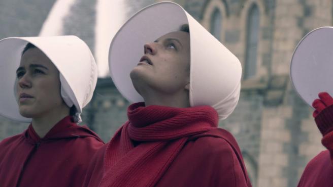 'El cuento de la criada': Hulu renueva la serie de Elisabeth Moss por una cuarta temporada