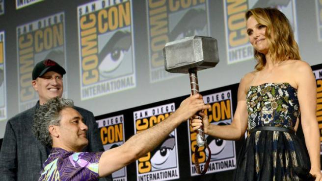 'Thor: Love and Thunder': ¿Por qué Natalie Portman quiso volver al Universo de Marvel?