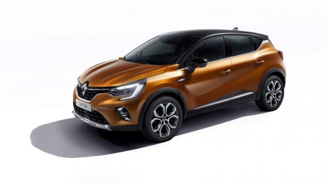 Renault Captur es el primer SUV de carácter urbano de Europa.
