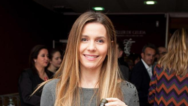 Alejandra Sanz, una de las responsables de Bodegas Menade
