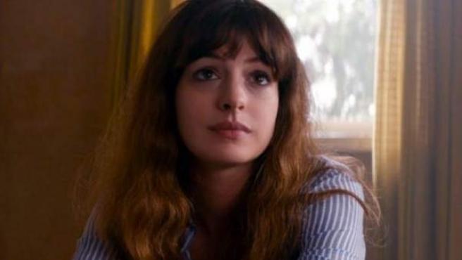 La actriz Anne Hathaway en 'Colossal'.