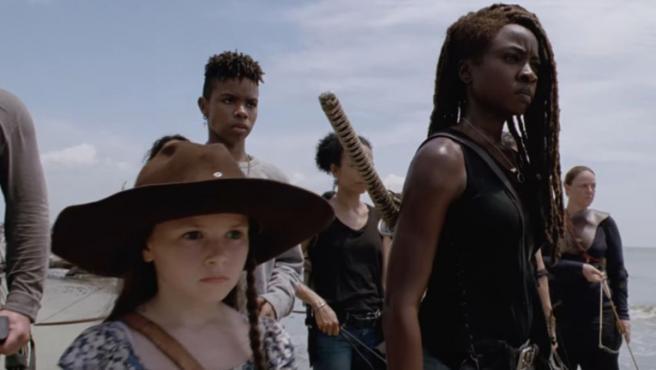 'The Walking Dead' podría durar hasta 10 años más