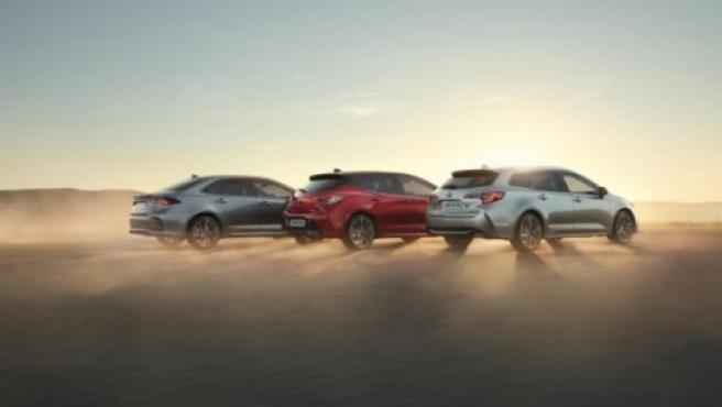 Toyota ha cerrado el primer semestre con 5,4 millones de unidades.