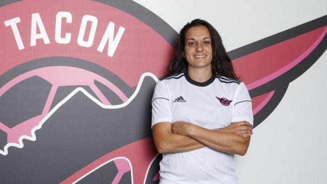 Aurelie Kaci, nueva jugadora del Tacon