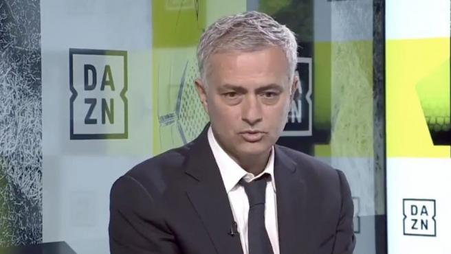 Jose Mourinho, posible candidato al banquillo ché.