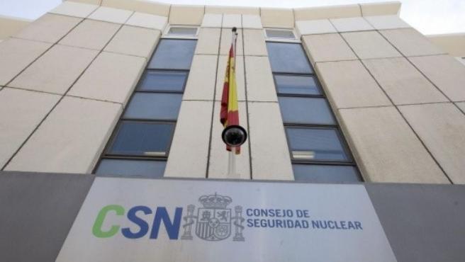 La sede del Consejo de Seguridad Nuclear (CSN).