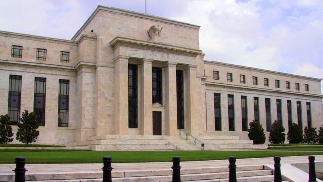 Sede la Reserva Federal (banco central) de EE UU, en Washington, DC.