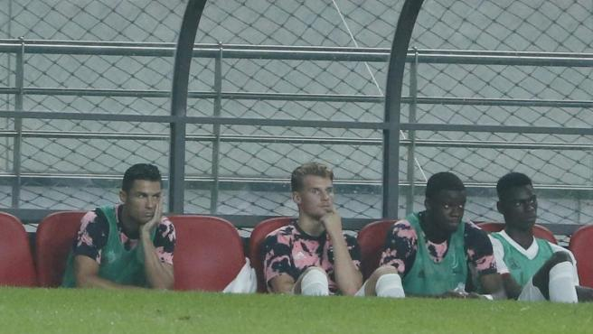 Ronaldo no disputó ni un minuto del partido de la Juventus contra el combinado de la K-League.