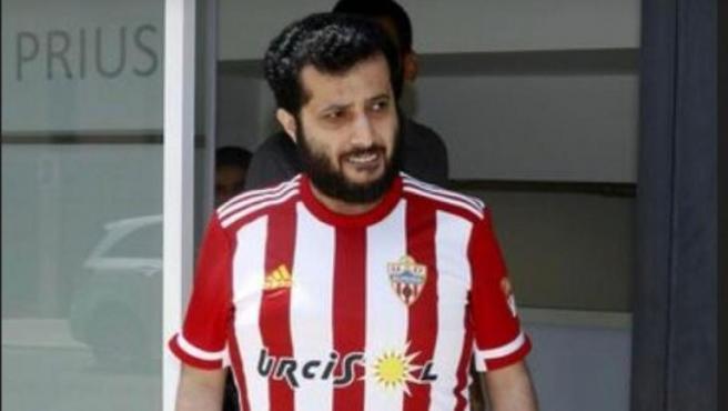 Turki Al Alshikh, nuevo dueño de la UD Almería