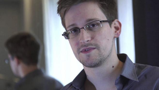 El extécnico de la CIA Edward Snowden.