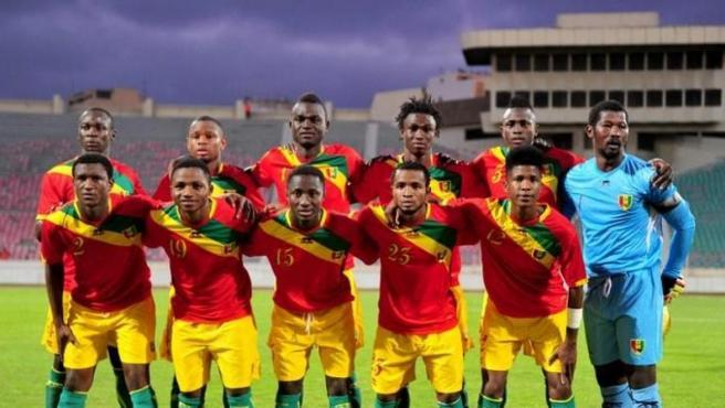 La selección de Guinea Ecuatorial