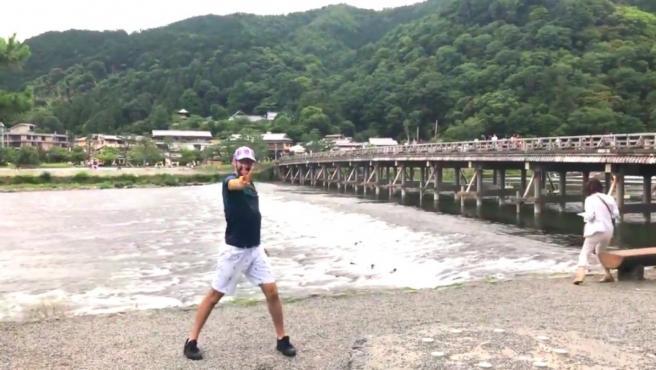 El vídeo de las vacaciones en Japón de este tuitero se hace viral.