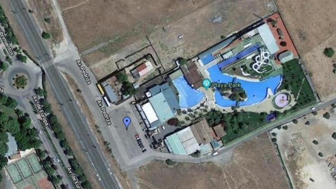 Parque acuático 'Playa Park' de Ciudad Real.
